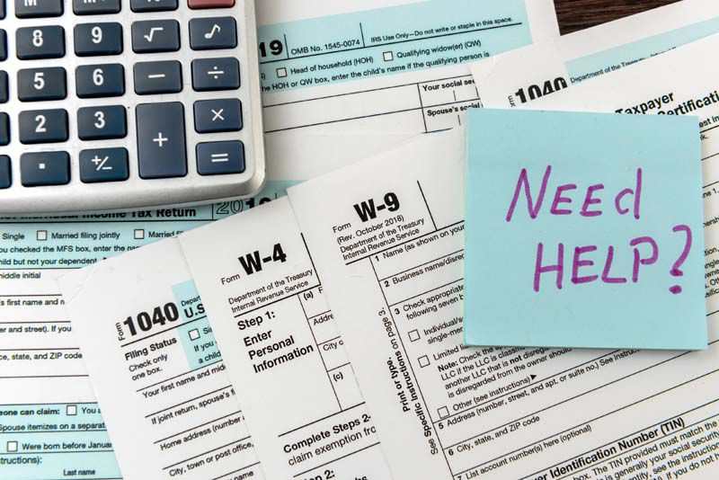 How To Get Cheap (or Free) Help With Your Tax Return