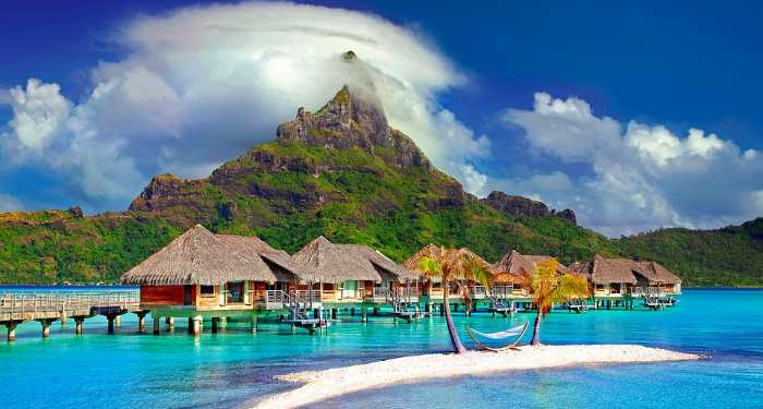 Bora Bora Vacation Travel Guide