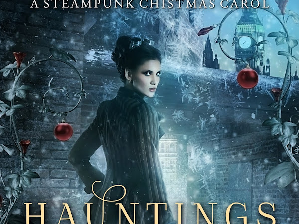 New Release! Hauntings and Humbug: A Steampunk Christmas Carol