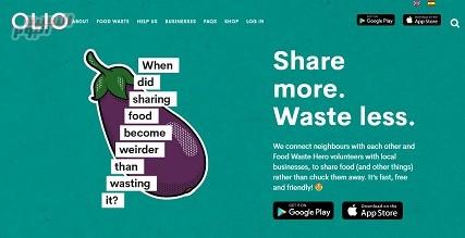 تطبيق هاتفي ذكي يمنع هدر الطعام ويحارب الجوع