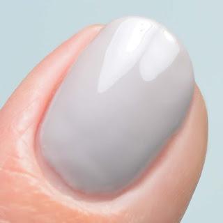 grey gel nail polish