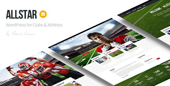 Best Responsive Sports WordPress Theme