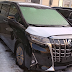 Toyota Alphard – The car for all occasions