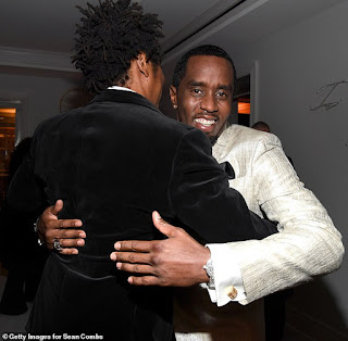 Diddy Birthday party Kanye West Jay z