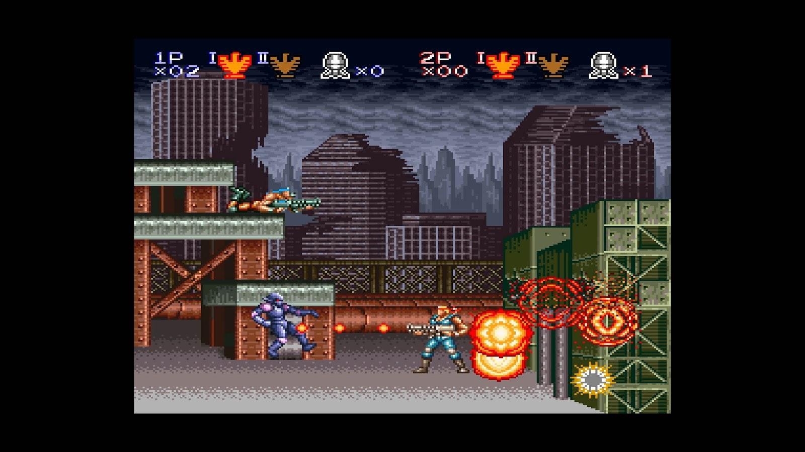 Contra Anniversary Collection PC (PLAZA) 5