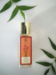 Forest Essentials Kashmiri Saffron and Neem Delicate Facial Cleanser Review