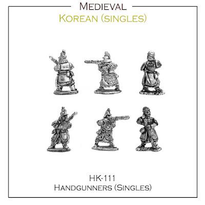 Korean Handgunners
