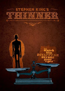 Stephen King DVD, Stephen King Movie, Thinner