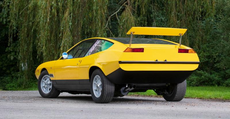 1969 Lancia Fulvia 1600 HF Competizione