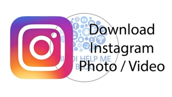 instagram video photo download One click