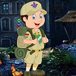 G4K Joyous Scout Boy Esca…