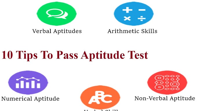 10 Tips To Pass Aptitude Test - Job In india