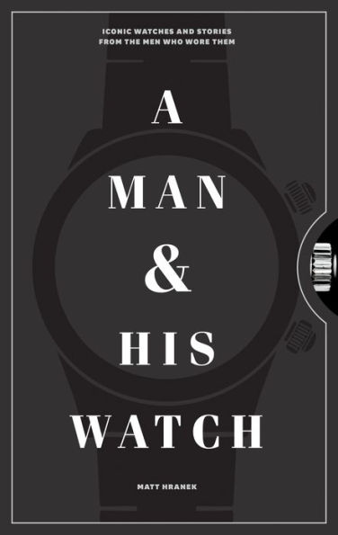 Libro A Man and His Watch
