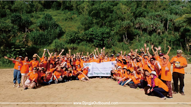 GATHERING DI JOGJA BERSAMA DJOGJA OUTBOUND
