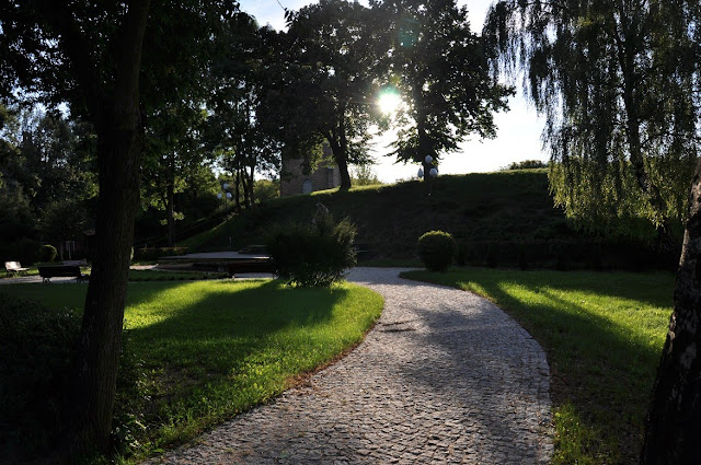 Wczesnośredniowieczne grodzisko w Ciechanowie tzw. Farska Górka