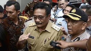 Jakarta Tambah Macet, Djarot Tawarkan Tiga Solusi Ini