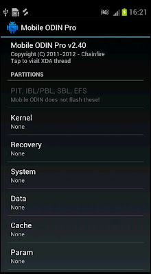 [ROOT] Mobile Odin v4.20 Paid APK Download Now
