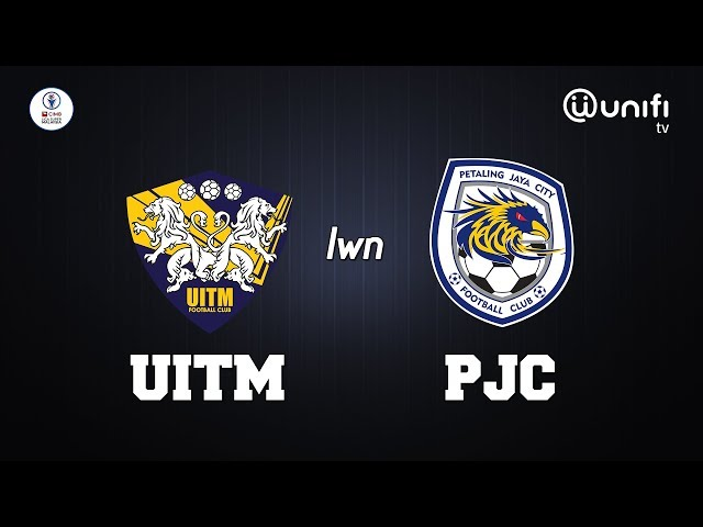 Live Streaming Uitm vs PJ City liga Super 2.10.2020