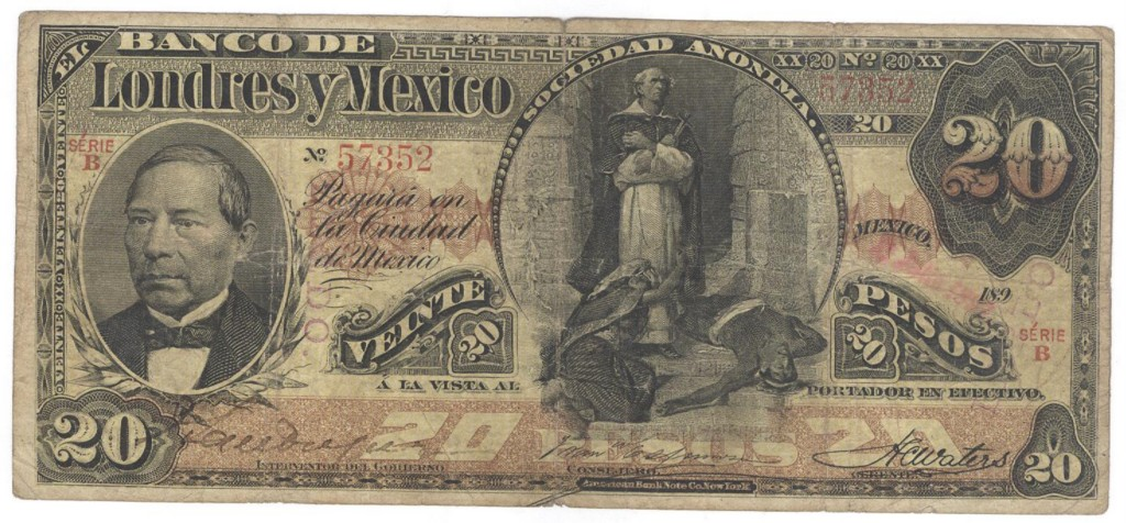 Money in Mexico