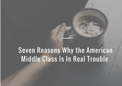 3 Reasons Why the Middle Class is in Trouble