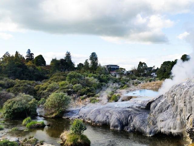 Rotorua Travel New Zealand and Discover the Kiwi Land