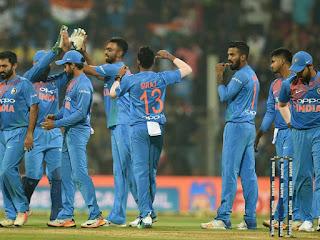 India vs Sri Lanka 3rd T20I 2017 Highlights