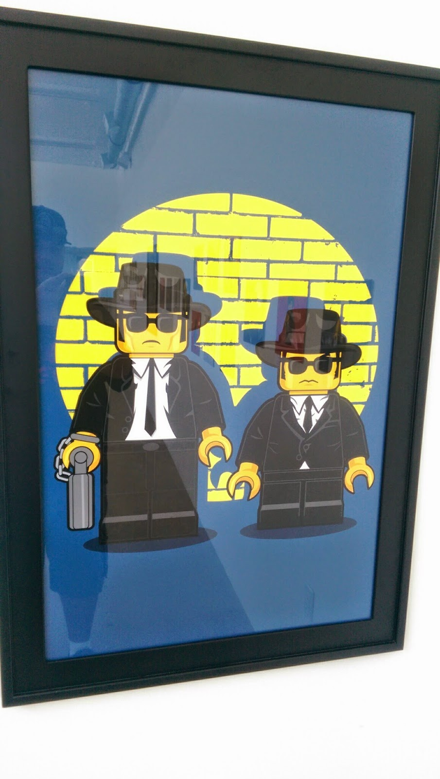 Hero Complex Gallery - LEGO Memories: Blues Brothers