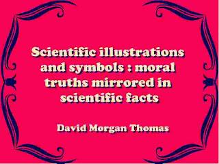Scientific illustrations and symbols
