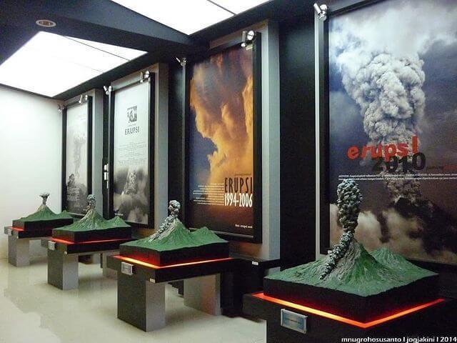 Museum Gunung Merapi Sleman - foto mnugrohosusanto
