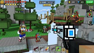 Pixel Gun 3D (Pocket Edition) Apk v11.4.1 Mod