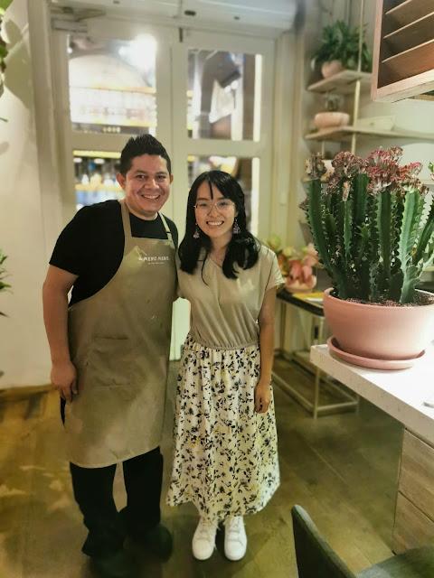 Chef Luis Rodringuez El Mero Mero 2019