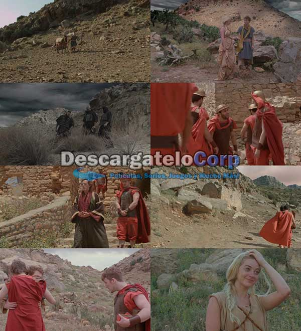 David and Goliath DVDRip Latino