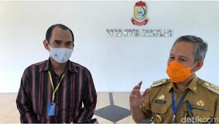 Pemkot Makassar Akan Sosialisasikan Sanksi Tidak Pakai Masker Dan Berkerumun