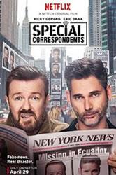 Special    Correspondents – Dublado