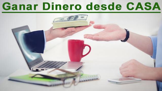 Diez formas de ganar dinero en línea y obtener buenos ingresos