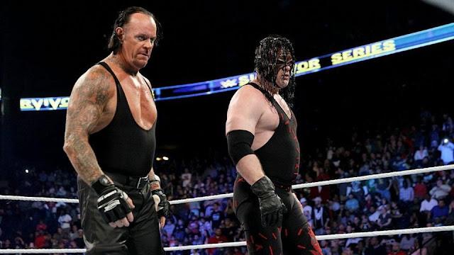 Grandes estrelas estiveram nos bastidores do WWE Royal Rumble