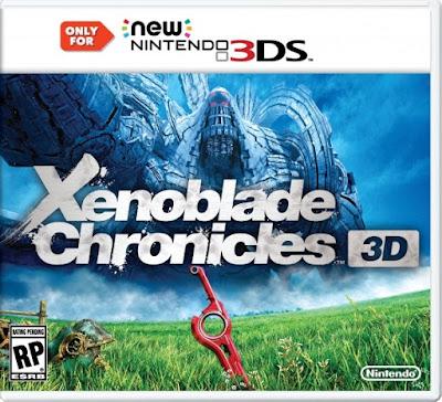 Xenoblade Chronicles 3D CIA 3DS EUR