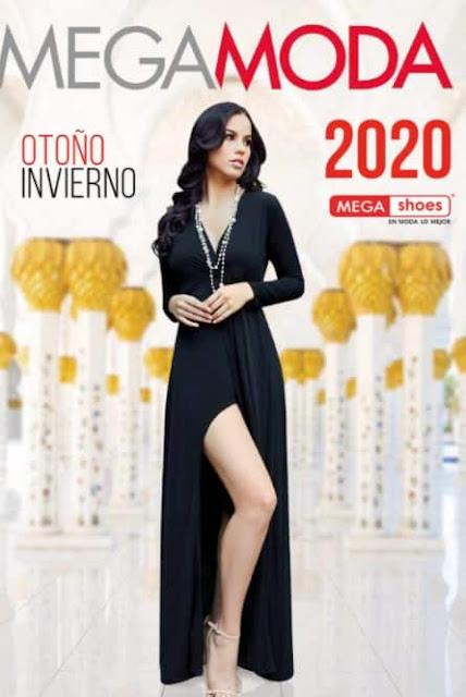 Catalogo Megashoes damas ropa  OI 2020