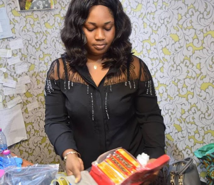 FDA arrests Mama Gee over 'husband snatching' products