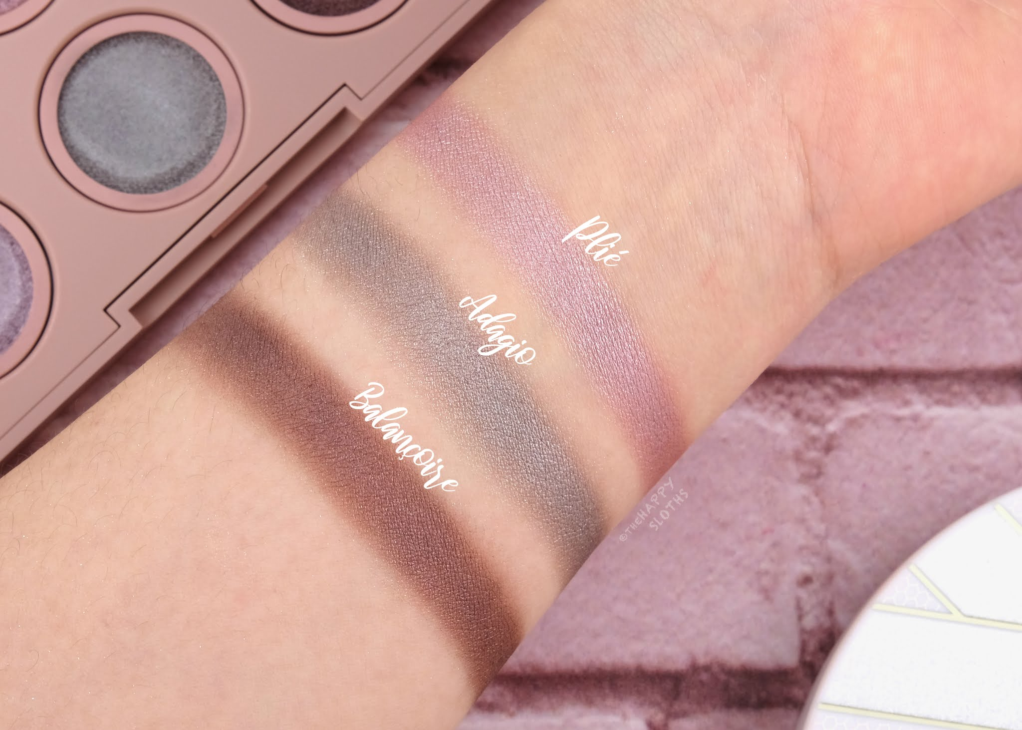 Laura Mercier | Holiday 2020 Prima Ballerina Mini Eyeshadow Palette: Review and Swatches