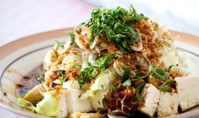 Kuliner Makanan Khas Magelang - Kupat Tahu Magelang