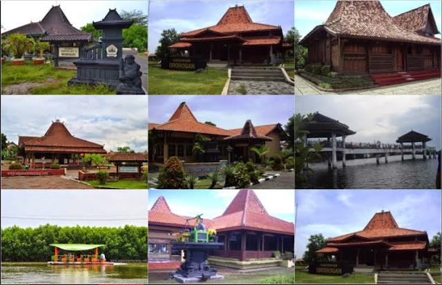 15 Objek Wisata di Semarang Terbaru yang Lagi Hits 2018 Puri Maerokoco