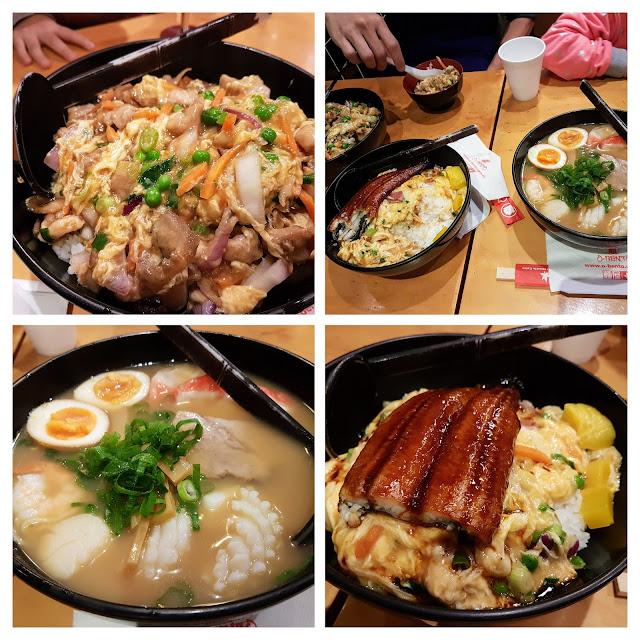 【墨尔本美食】墨尔本亲子游@Day7 Dinner Menya Ramen Melbourne CBD| 让人吃了还想再吃的日式美食