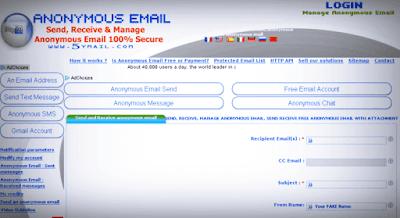 موقع-5Ymail-لإرسال-بريد-إلكتروني-مشفر