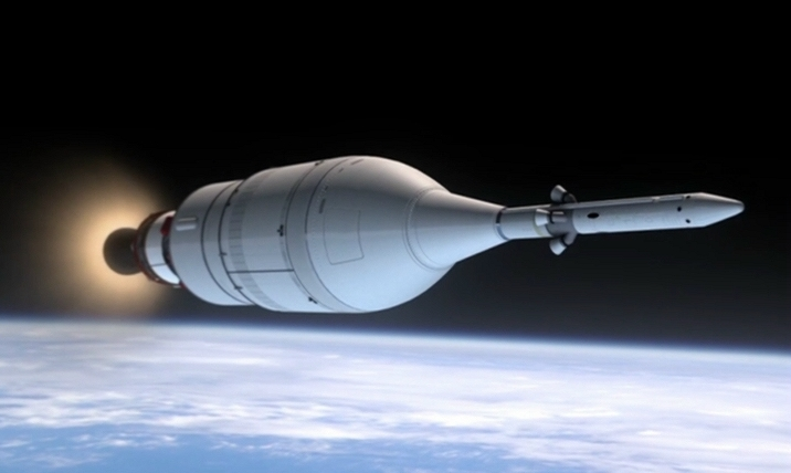 The Klyde Morris Project: WHAT IS THE ORION EFT-1