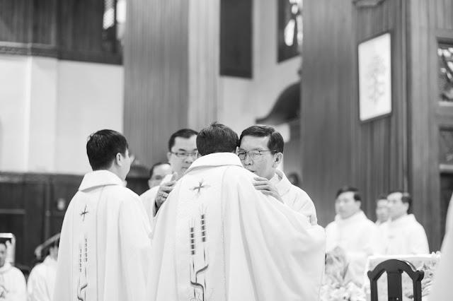 Lễ truyền chức Phó tế và Linh mục tại Giáo phận Lạng Sơn Cao Bằng 27.12.2017 - Ảnh minh hoạ 206