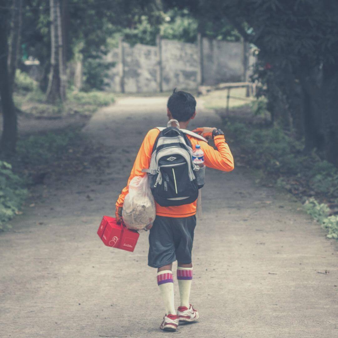 How To Cope When Your Kid Goes On A School Residential Trip | Try these tips to help both you and your kids cope with a school residential trip.