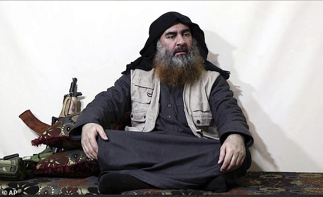 The Kentucky special forces commander who helped plan and lead the mission to kill al-Baghdadi