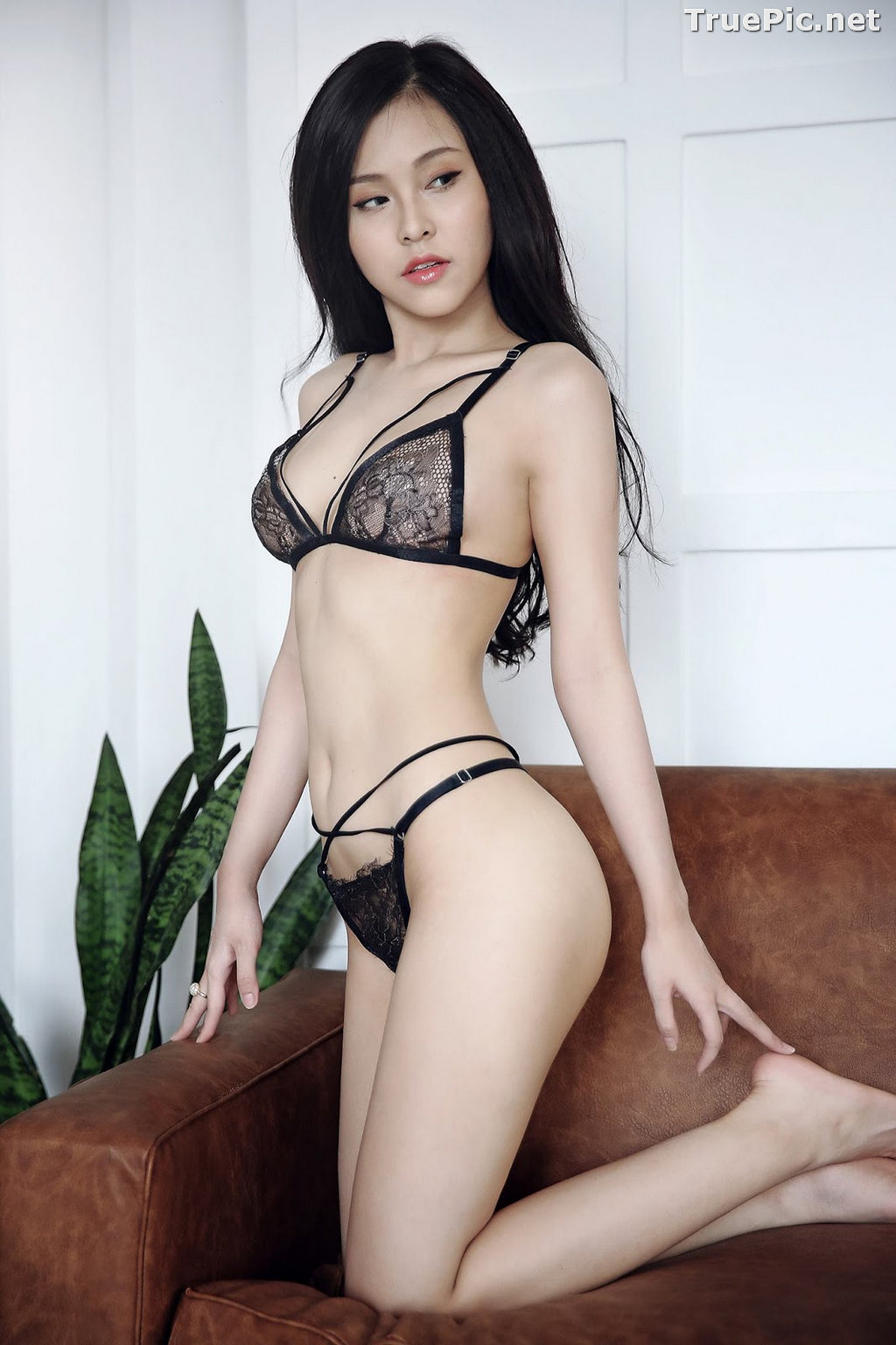 Image Vietnamese Sexy Model - Le Thien An - My Lingerie Collection - TruePic.net - Picture-11
