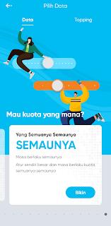 Paket Inetrnet Semaunya dari By.u